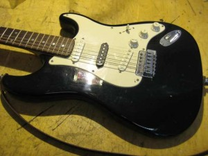 Stratocaster Kopie Volumepoti
