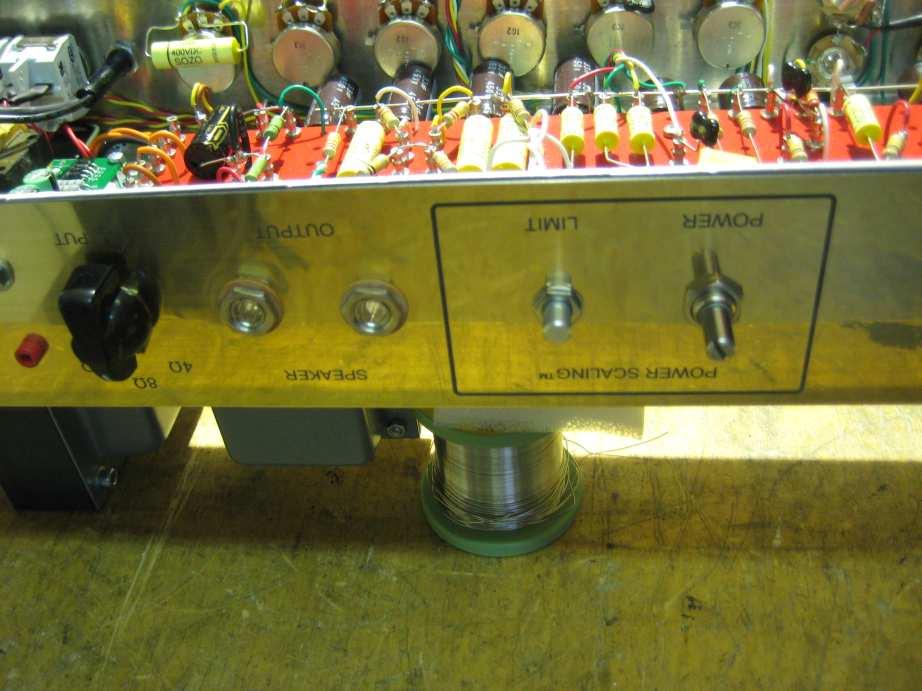 JTM45 Power Scaling