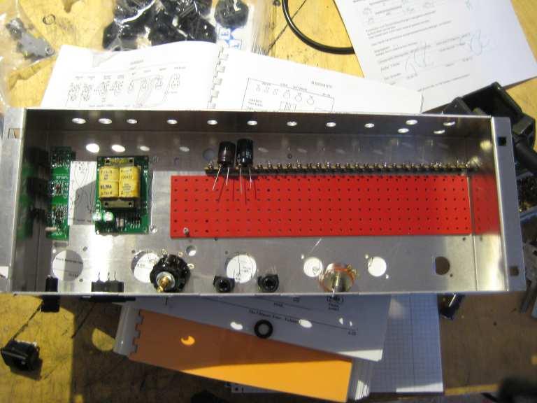 chassis JTM45