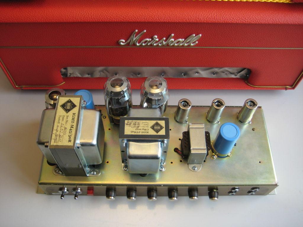JTM45 mit Mercury Magnetics