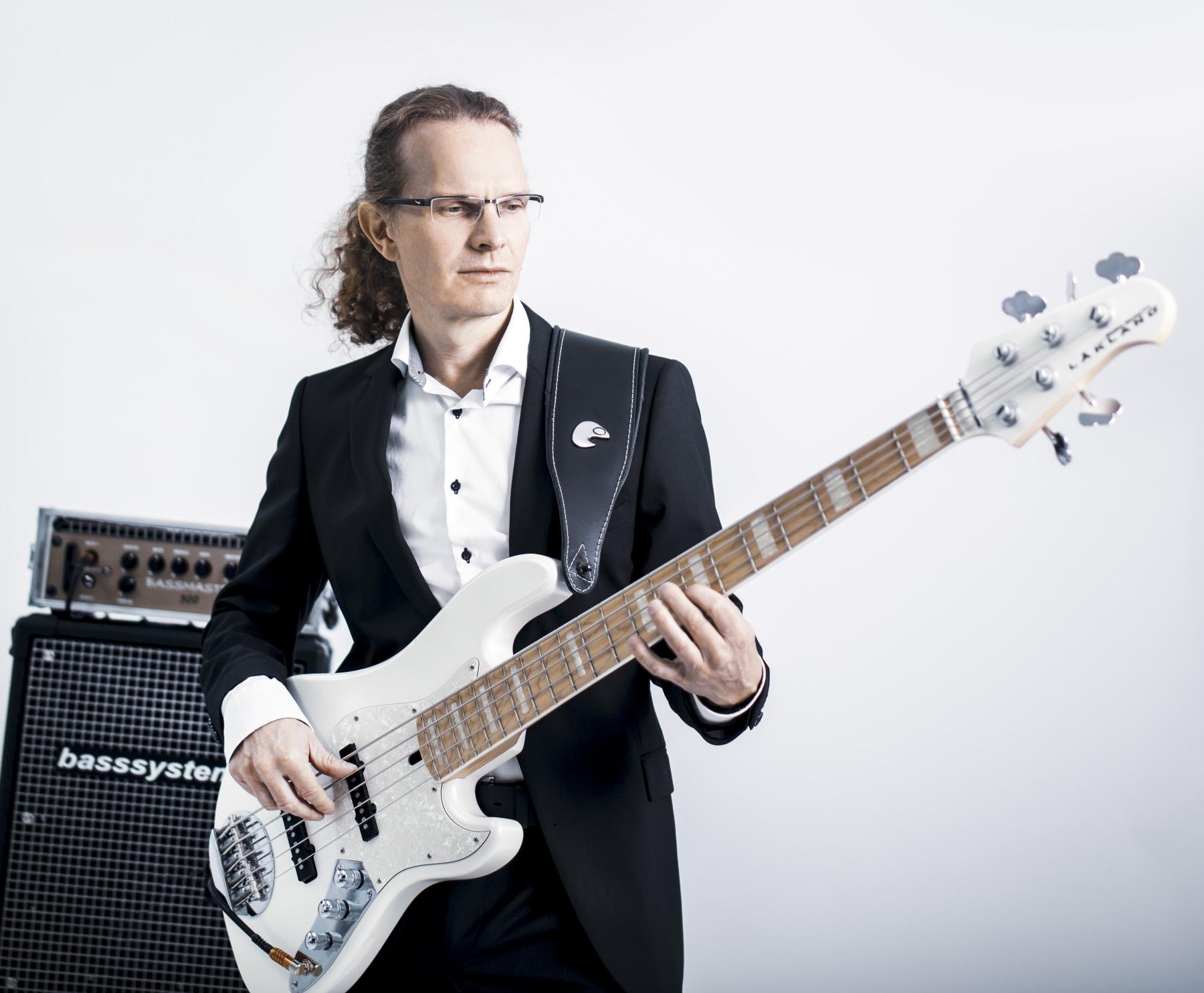 Arne Rudiger Bassist